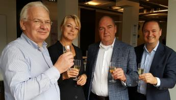 Bouw & Infra Park verlengt partnership PDX Services