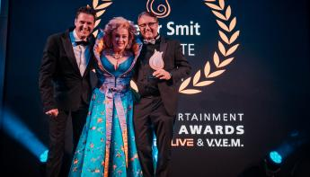 En de Dutch Live Entertainment Production Awards gaan naar...