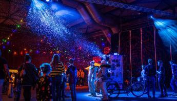 De Machine, een industriële revolutie op uw evenement