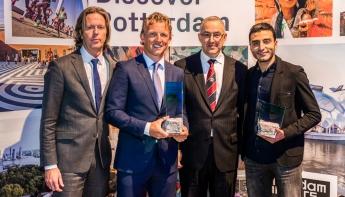 Landskampioenschap Feyenoord bekroond met Marketing Award Rotterdam