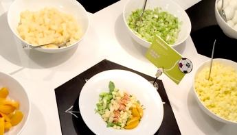 De meest gezonde bedrijfslunch eet je in de Foodgym