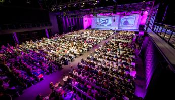 Corporate events bij het NBC Congrescentrum
