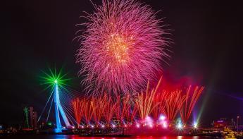 Rotterdam maakt zich op voor knalfeest