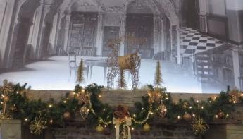 Het verhaal achter de kerstdecoraties van Abdij Rolduc