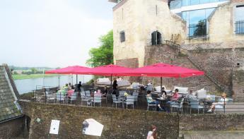 Wordt het terras van De Keverberg het beste van Limburg?