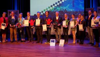 Pride Amsterdam en Vierdaagse 'Beste Publieksevenement 2018'