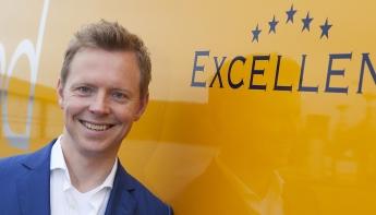 Ruben van den Burg wint landelijke sales verkiezing