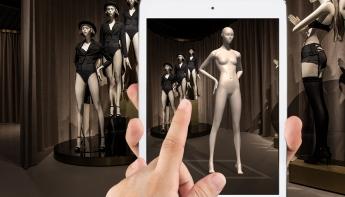 Snakeware zet AR in voor Hans Boodt Mannequins