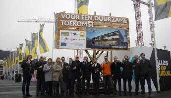 Rotterdam Ahoy tekent voor zon