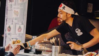 Sushi Festival JOY verovert Nederlandse steden