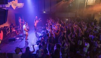 Typhoon op Ben & Jerry's #AllFlavours concert
