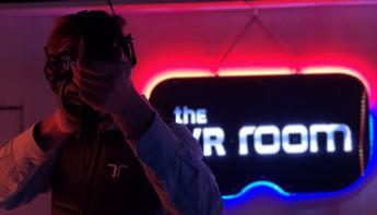 The VR Room lanceert VR Lasergamen