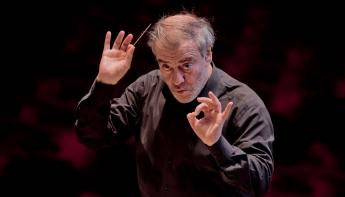 Valery Gergiev en Münchner Philharmoniker in Het Concertgebouw