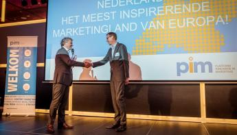 PIM Marketing Literatuur Prijs 2018 voor Ruud Frambach