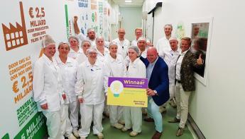 Duurzame Dinsdag Prijs voor De Verspillingsfabriek