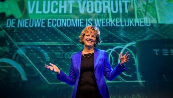 MVO Nederland beleeft stormachtig nieuwjaarsevent bij TivoliVredenburg