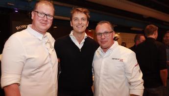 Gastronomisch diner, awardshow en liefdadigheidsevent Gault&Millau 2019