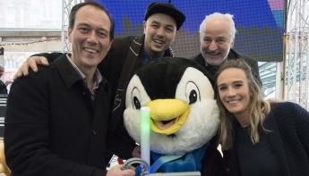 Elfde editie Cool Event geopend op Scheveningen