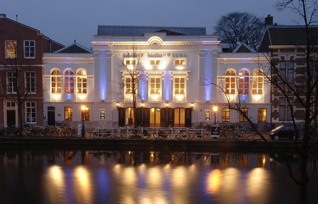 Evenementlocatie Leiden