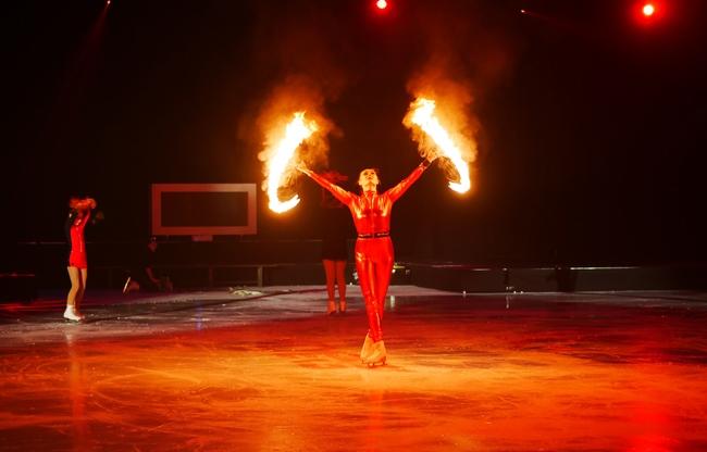 Entertainment on Ice: een gepersonaliseerde ijsshow op jouw event