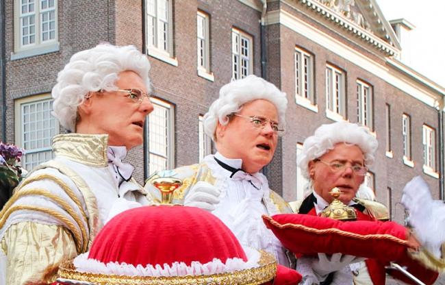 De Koninklijke Bitterbal act - culinair entertainment
