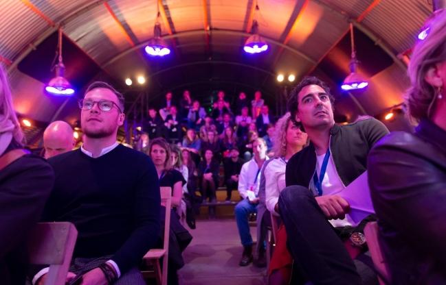 allOut, hét mediafestival van Nederland, strijkt neer op festivalterrein Thuishaven