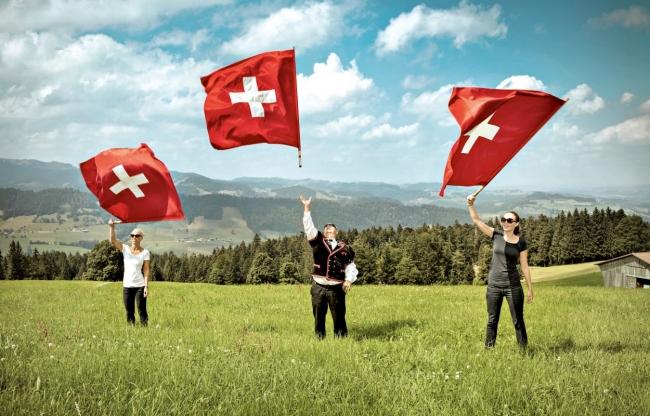 Entlebuch ©Zwitserland Toerisme