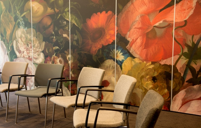 Vergaderen in kleinschalig boutique hotel Stadsvilla Mozaic