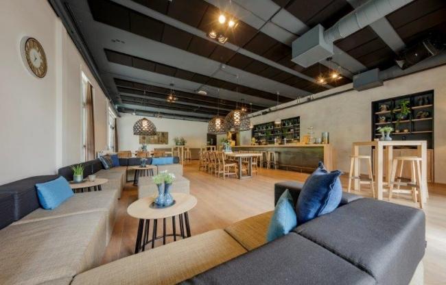 Leisure Café - locatie 1.0