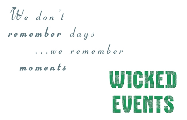 Wicked Events