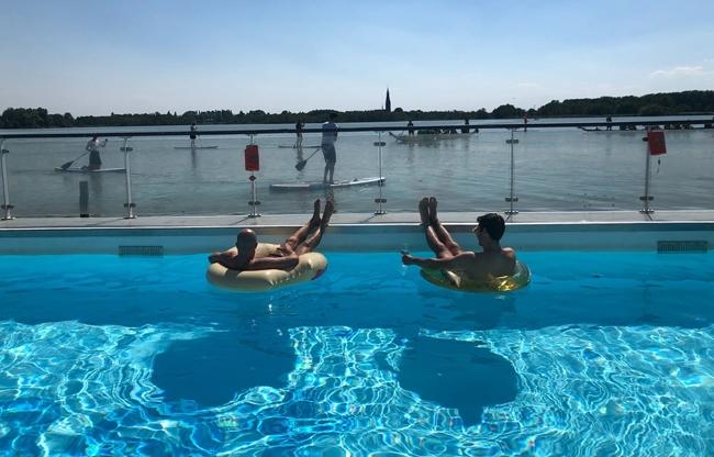 'Wij willen iets neerzetten waar Amstelveen en omgeving de komende jaren met plezier wil komen'