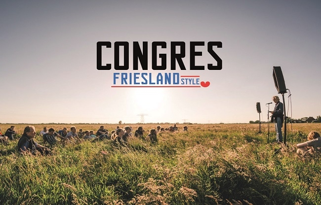 Congres in Friesland