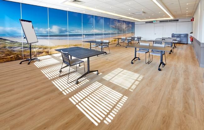 Vernieuwd Business Center – bij Center Parcs Park Zandvoort
