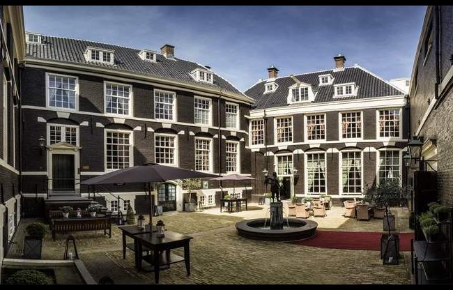 Venu / Evenementen Locatie Amsterdam Uniek /  A Matter of Taste / West Indisch Huis
