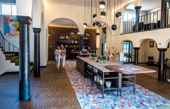Welcome Foyer Kapellerput