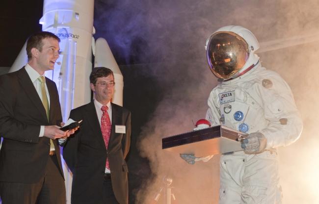 Space Expo - een unieke locatie voor productlancering tussen de raketten