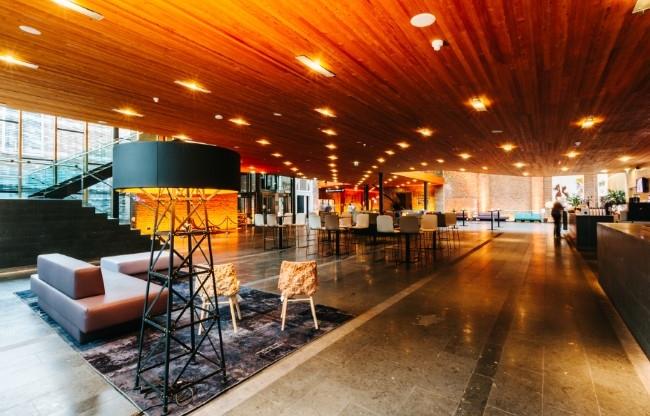 Grote Foyer Philharmonie Haarlem verhuur