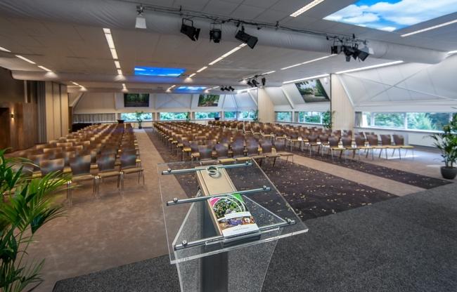 Congreszaal Landgoed Zonheuvel
