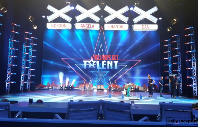Holland Got Talent #HGT Theater de Spiegel +- 1000 gasten