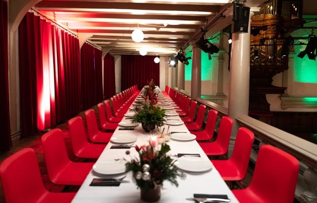 Rode Hoed: voor evenementen met een speciaal randje