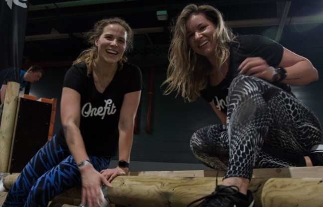 Mud Masters Indoor: apenkooien voor volwassen in Jaarbeurs