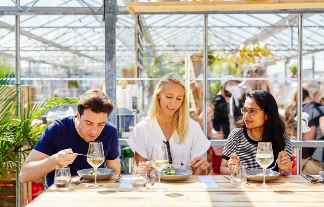 Maartje Nelissen, The Food Line-Up: 'Mensen gaan straks het leven vieren'