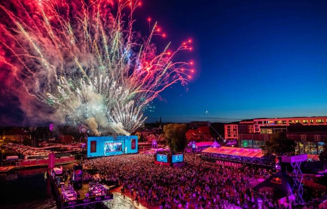 Palmesus Festival Kristiansand, Norway