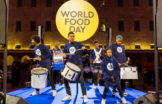 Het Scheepvaart- museum x World Food Day: 'Je voelde aan alle kanten dat de avond klopte'