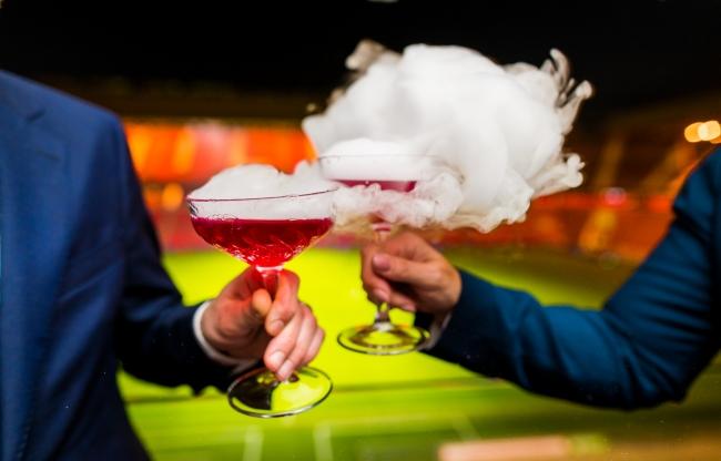 Cocktails event