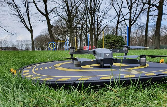 Drone vliegen | Rongen Aktief