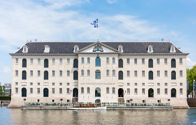 Het Scheepvaartmuseum ontzorgt volledig