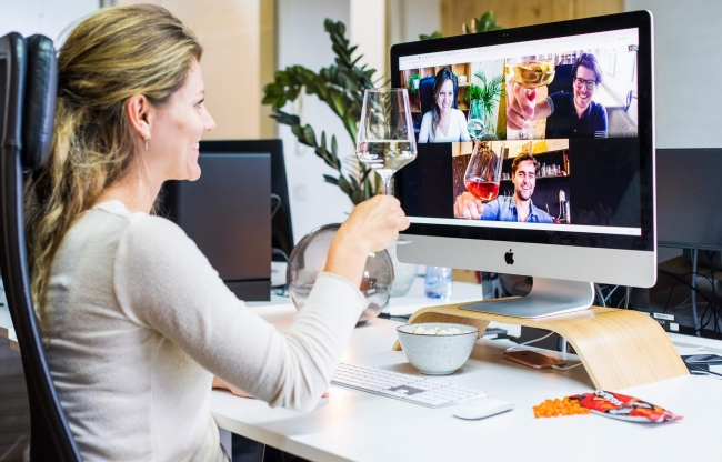 Ook voor online events & livestreaming - Eigen Livestream Studio