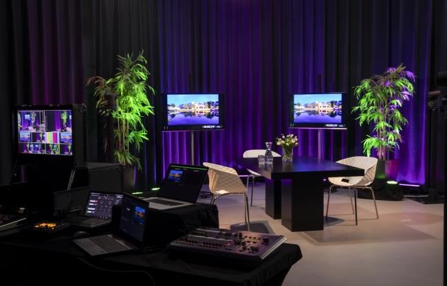 Studio - online events