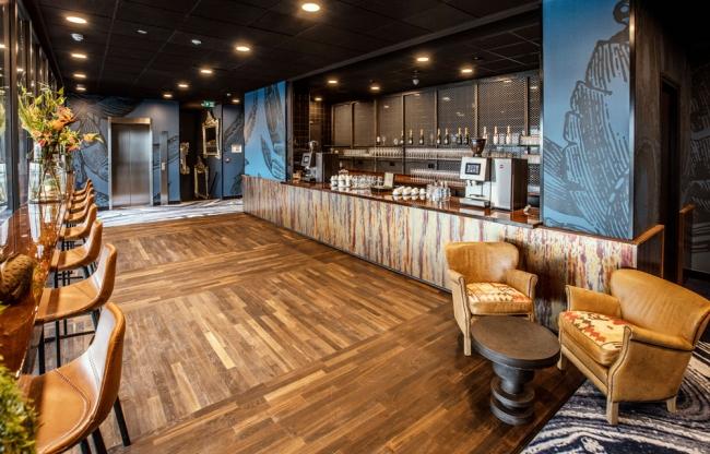 Koffie lounge Event Centre Vinkeveen